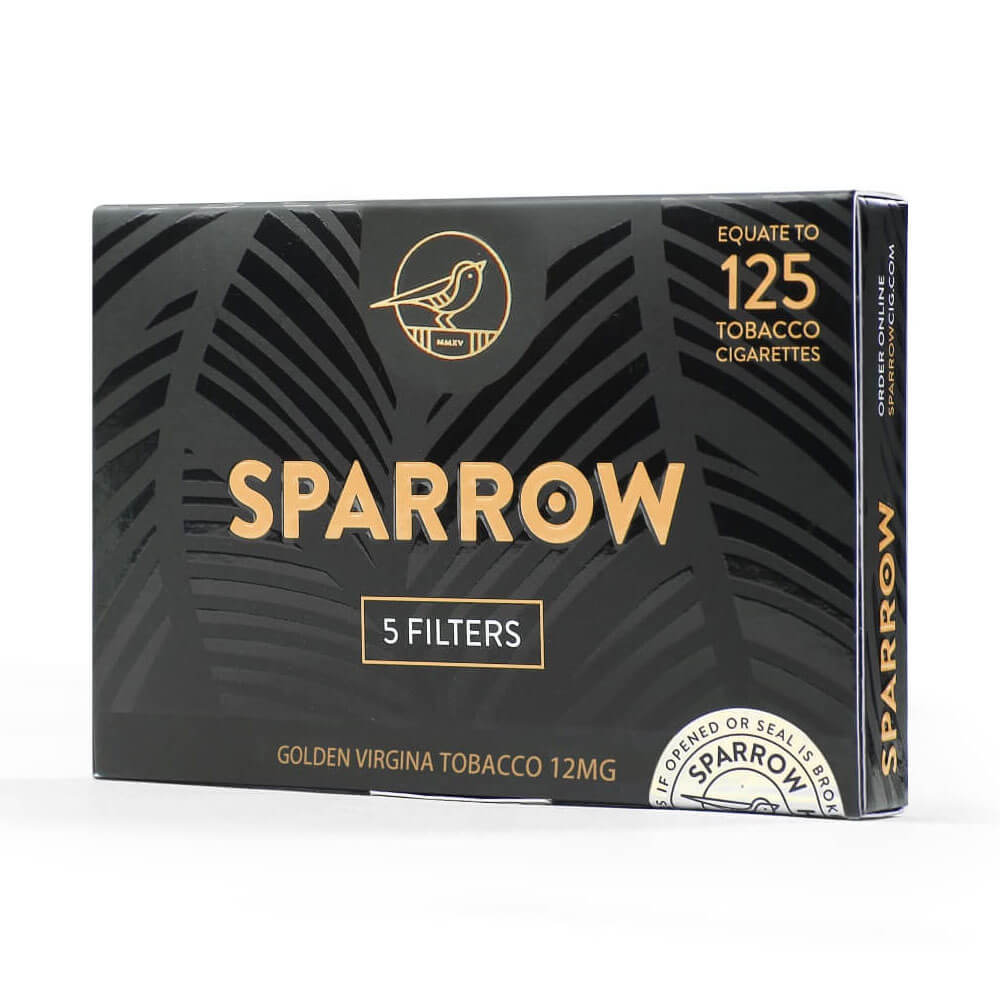 SPARROW GOLDEN VIRGINIA 12mg