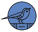 SPARROW BLUEBERRY (Blaubeere) Logo