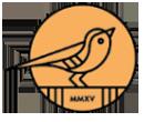 SPARROW PEACH (Pfirsich) Logo
