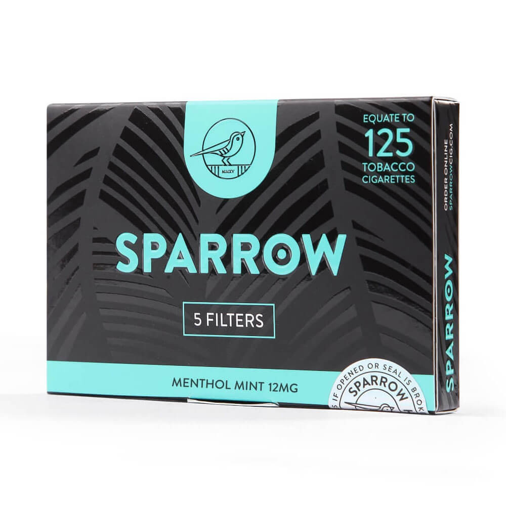 SPARROW MENTHOL MINT eZig Filter